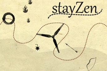 بازی stayZen برای علاقه مندان به چالشهای سخت / دانلود