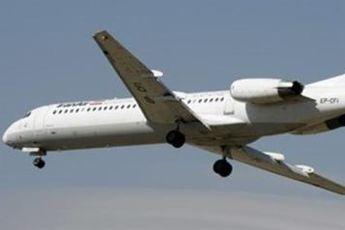 وزش باد شدید مانع فرود هواپیمای مسافربری در خارگ شد