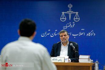 تصاویر | سومین دادگاه عوامل داعش در حمله تروریستی تهران