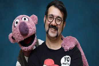 حادثه برای عروسکگردان «جناب خان»