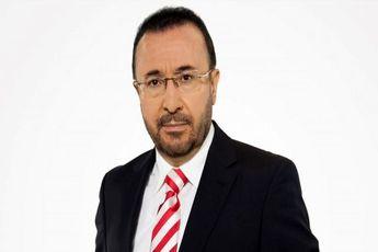 مجری ارشد شبکه خبری از خارج شدن حلب از سیطره ایران میگوید