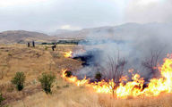 احتمال افزایش آتش سوزی در زنجان