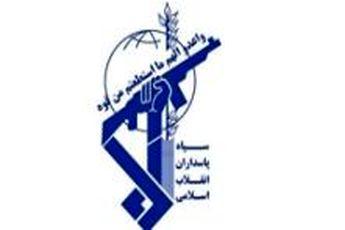 سپاه پاسداران درگذشت پدر سردار شهید کاوه را تسلیت گفت
