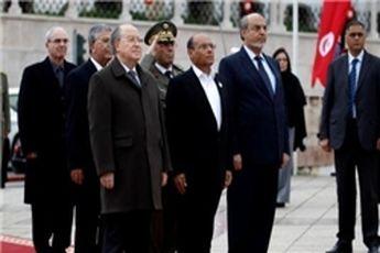 تلاش برخی احزاب تونس برای انحلال مجلس ملی موسسان