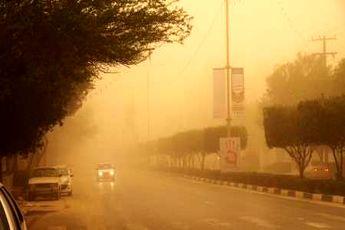 ادارات ریگان به خاطر گرد و غبار تعطیل شد