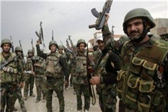 ارتش چند واحد مسکونی در مرکز سوریه را از چنگ تروریستها آزاد کرد