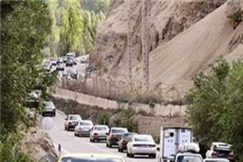 ترافیک نیمه سنگین چالوس، هراز و فیروزکوه