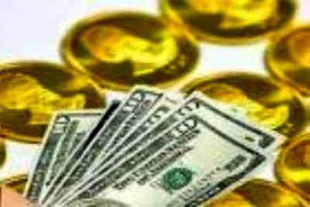 نوسانات قیمت دلار و سکه در هفته جاری